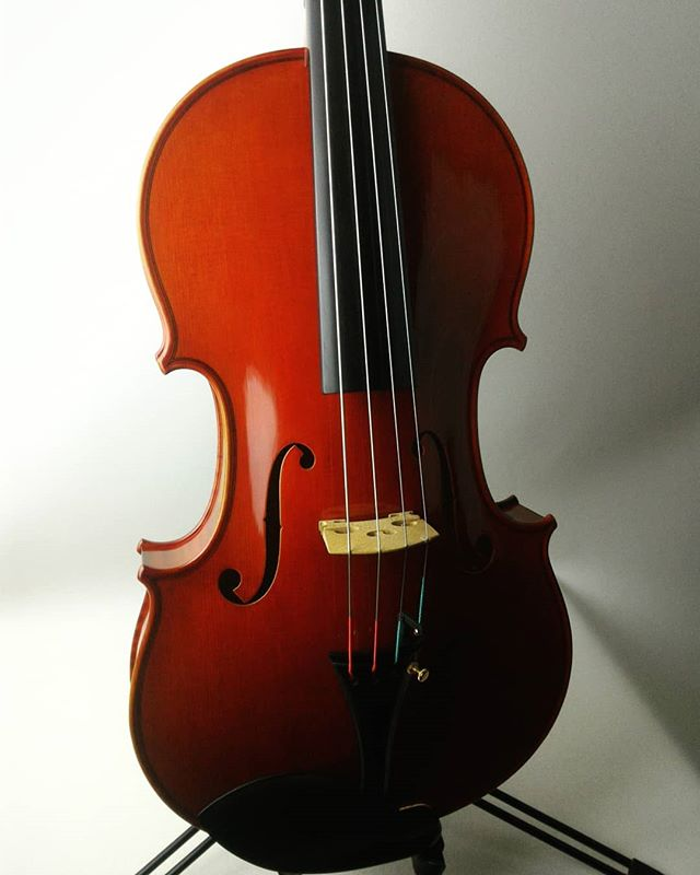 NEW VIOLA 41CM 05/2018#violino #violin #viola #cello #doublebass